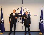 Acting Director of National Security Agency Dejan Vukšić pays official visit to Brussels